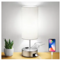 Touch Control LED Table Lamp Discount 50% coupon code off Amazon