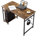 Home Office Desk with Shelf Discount 50% off Amazon