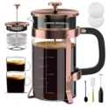 French Press Coffee Maker Discount 32% coupon code off Amazon