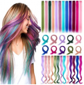 Piece Long Highlight Hair Accessories for Women Kids Gilrs Discount 50% coupon code off Amazon