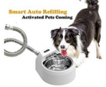 Automatic Stainless Steel Dog Water Bowl  Discount 60% off Amazon