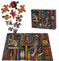 1000 Pieces Jigsaw Puzzles Discount 50% coupon code off Amazon