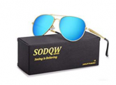 Aviator Sunglasses for Women Polarized Mirrored Discount 63% coupon code off Amazon