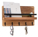 Mail and Key Holder Organizer Discount 60% off Amazon