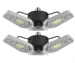 60W LED Garage Light 2-Pack Discount 30% coupon code off Amazon