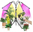 LED Grow Light with Stand Discount 50% coupon code off Amazon