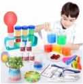 47-Piece Science Kit Discount 50% coupon code off Amazon