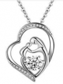 Mother's Day Gift Necklace Discount 70% off Amazon