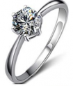 S925 sterling silver rings for women Discount 50% off Amazon