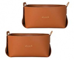 Leather Valet Tray of 2 PCS Discount 55% off Amazon