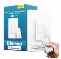 Smart WiFi Dimmer Switch Discount 50% coupon code off Amazon