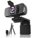 HD Webcam with Microphone Discount 75% off Amazon