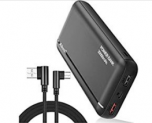 Portable Charger Power Bank Discount 50% off Amazon