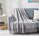Knitted Throw Blankets for Couch Discount 40% off Amazon