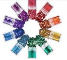 Holographic Nail Sequins  Discount 50% off Amazon