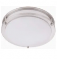 12″ LED Ceiling Light Discount 40% coupon code off Amazon