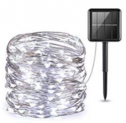 Upgraded Solar String Lights Outdoor Discount 50% off Amazon