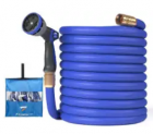 25-Foot Expandable Garden Hose with Spray Nozzle Discount 45% coupon code off Amazon