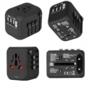 International Travel Adapter Discount 55% coupon code off Amazon