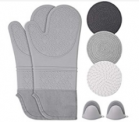 Silicone Oven Mitts with  Discount 50% off Amazon