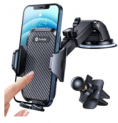 Easy Clamp Car Phone Mount Discount 50% coupon code off Amazon