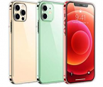 Clear Case Compatible with iPhone 12 Case Discount 80% coupon code off Amazon