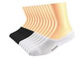 Soft comfort Breathable Low Cut Socks Discount 70% coupon code off Amazon