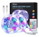 20-Foot LED Strip Lights Discount 50% coupon code off Amazon