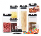 Airtight Cereal Containers Discount 40%offAmazon
