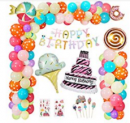 Candyland Party Supplies Discount 50% off Amazon