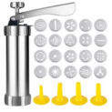 Stainless Steel Cookie Press Discount 65% coupon code off Amazon