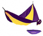 Durable Portable Camping Hammock with Discount 50% off Amazon