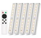 Wireless LED Under Cabinet Lighting 5-Pack Discount 40% coupon code off Amazon