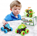 2-Pack Doruble-Directions Push and Go Dinosaur Vehicles Toys Discount 60% coupon code off Amazon
