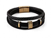 Leather Bracelets with Discount 60% off Amazon