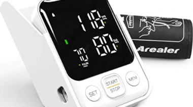 Digital Blood Pressure Monitor Discount 60% coupon code off Amazon