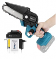 4″ 20V Mini Chainsaw Discount 50% coupon code off Amazon