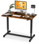 Pneumatic Standing Desk with Wheels Discount 35% coupon code off Amazon