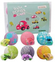 Daily CARS Bath Bomb Gift Set with Discount 50% off Amazon