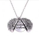 Butterfly Pendant Necklace Discount 50% off Amazon