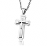 Cross Necklace for Men Discount 50% coupon code off Amazon