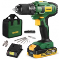 20V Max Compact Drill/Driver Kit Discount 50% coupon code off Amazon