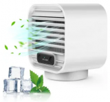 3-in-1 Personal Air Cooler Discount 50% coupon code off Amazon