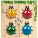 Metal Insect Wall Decor 4-Pack Discount 30% coupon code off Amazon