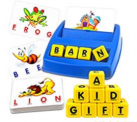 Matching Letter Game Discount 50% off Amazon