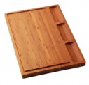 Large Bamboo Cutting Board & Cheese Board Discount 30% coupon code off Amazon