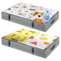 Under Bed Zippered Storage Bag 2-Pack Discount 50% coupon code off Amazon