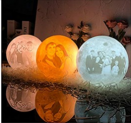 Unique Moon lamp Gifts Discount 50% off Amazon