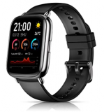 Smart Watch With Body Temperature & Monitor Fitness Tracker Discount 50% coupon code off Amazon