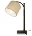 Table Lamp with Dual USB Ports Discount 48% coupon code off Amazon